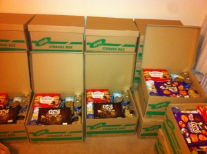 Food Hampers